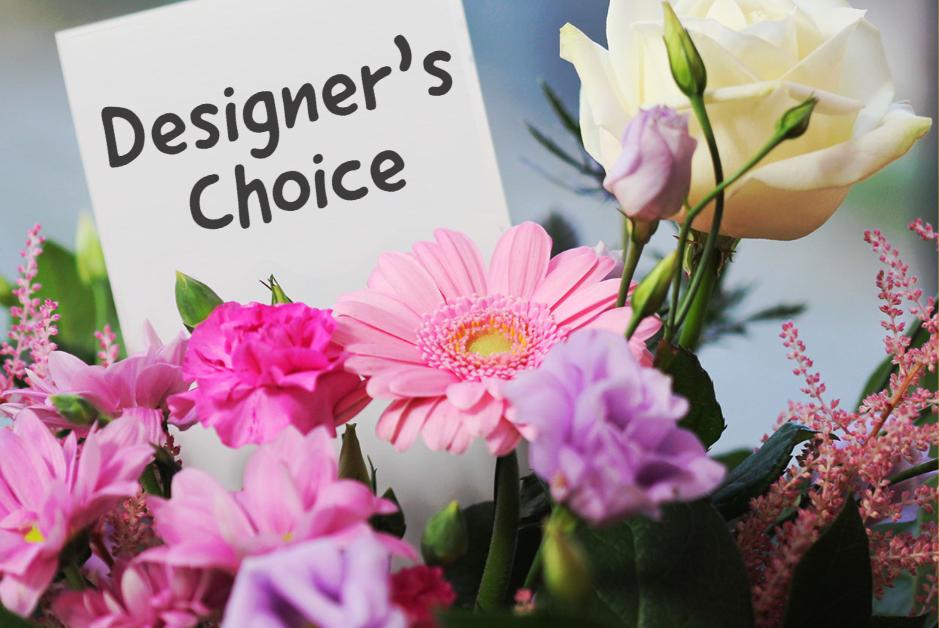Designer's choice  arrangement 1 Arrangement