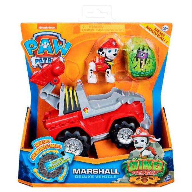 Marshall Dino vehiculo de rescate 1 u