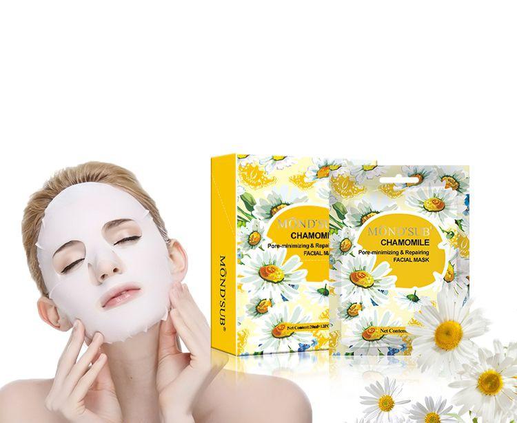 Mond'sub chamomile facial mask
