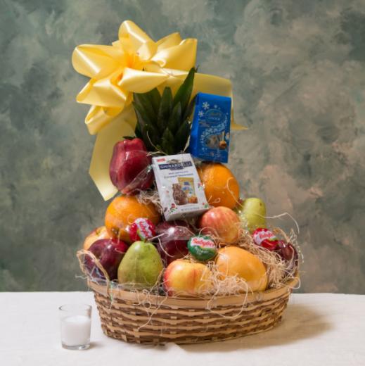 Fruit and goodies 1 Arrangement
