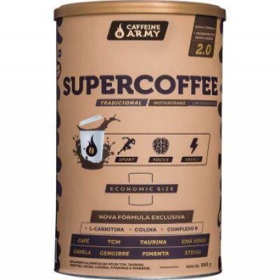 Supercoffe 2.0 tradicional instantanêo