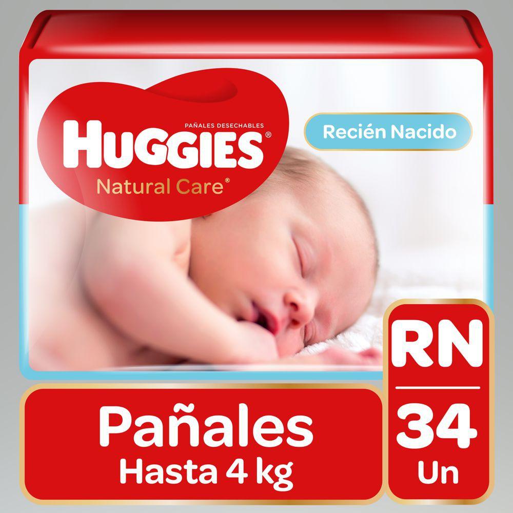 Pañal Natural Care RN
