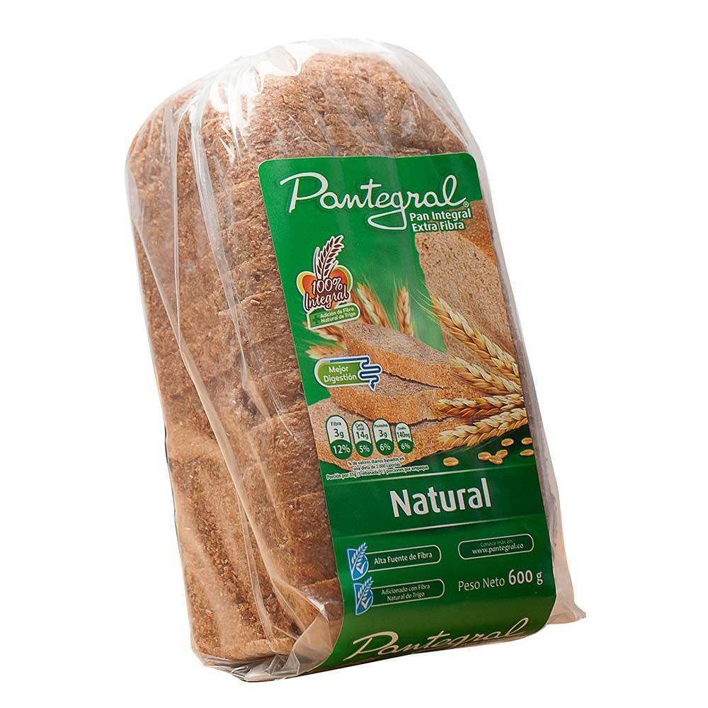Pan integral natural