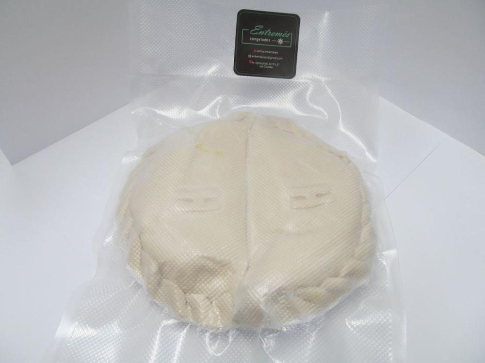 Empanada humita vegetariana 2 un