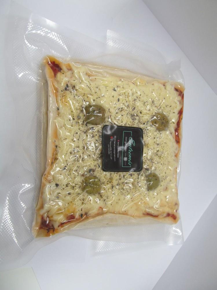 Pizza mozzarella 1 un