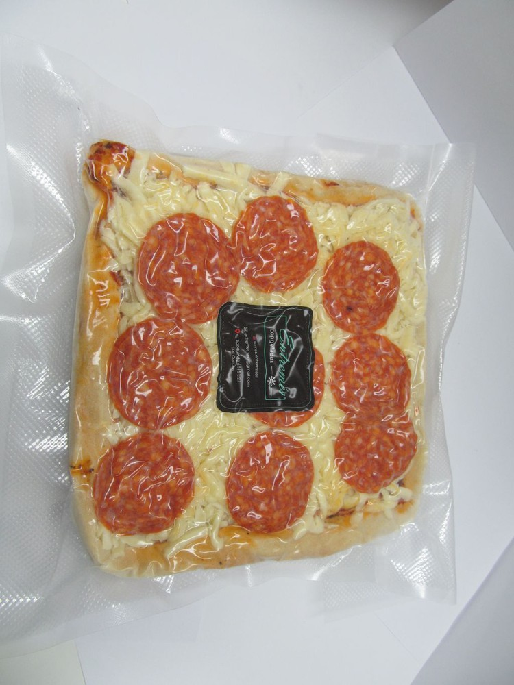 Pizza peperoni americano unidad 20x20cms