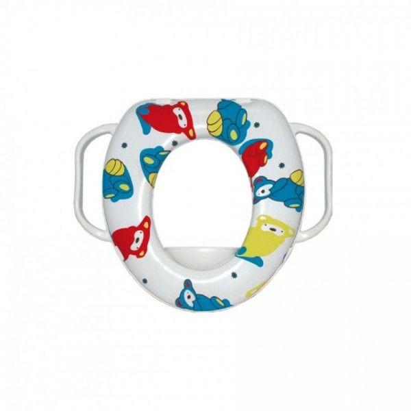 Adaptador de baño para niños con asa ( preguntar color)