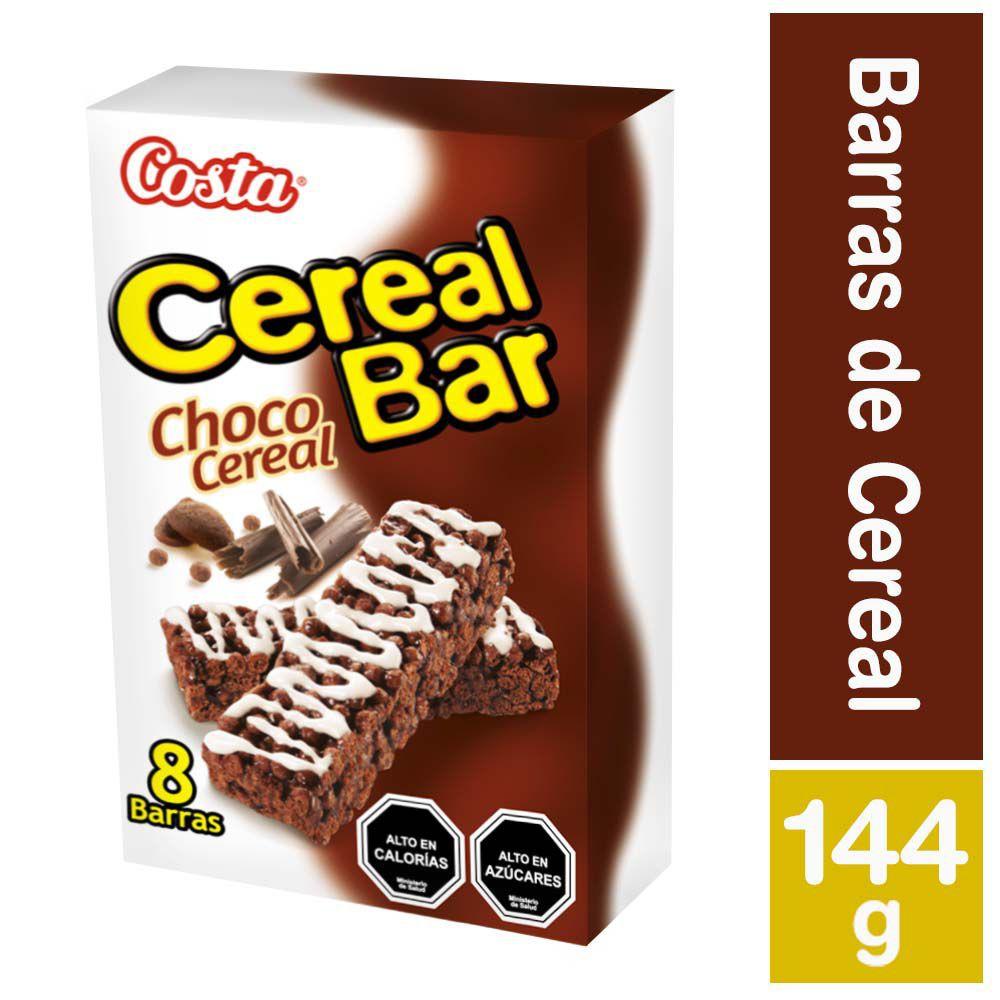 Cereal bar chocolate
