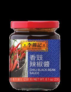 Chili black bean sauce 8.1oz