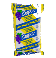 Rostao fat free cottage cheese  w/raisins