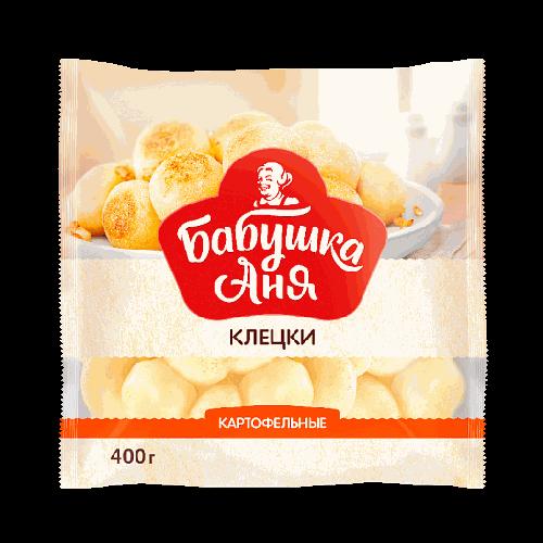 Baba anya potato klezki