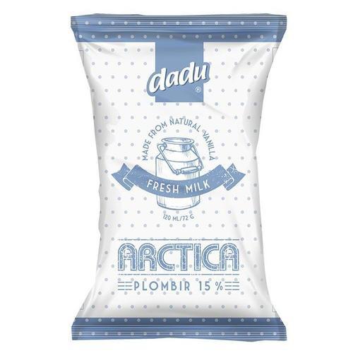 Arctica plombir vanilla