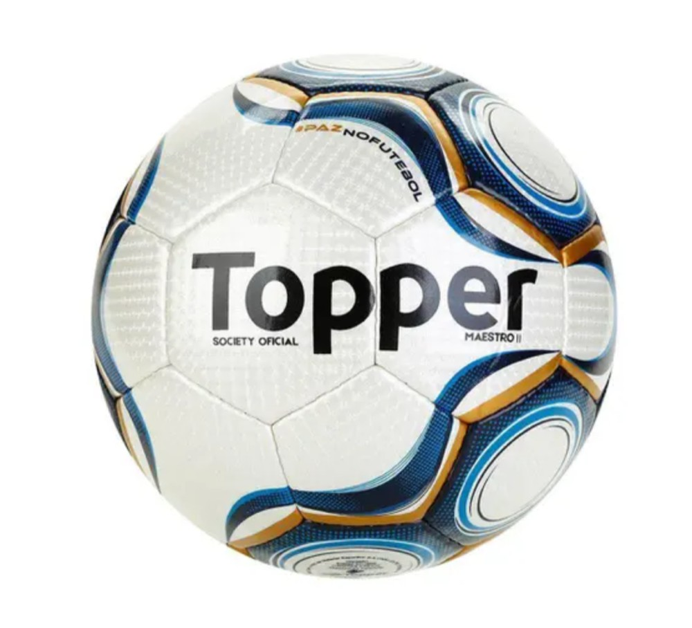 Bola de futebol society maestro td2