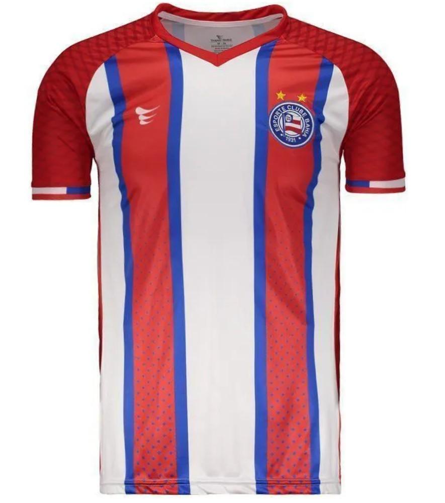 Camisa bahia soccer n° 10 Unidade - Tamanho G