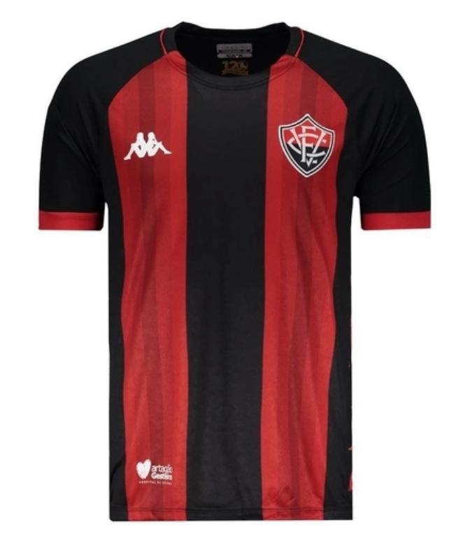 Camisa oficial vitória oficial I 19/20