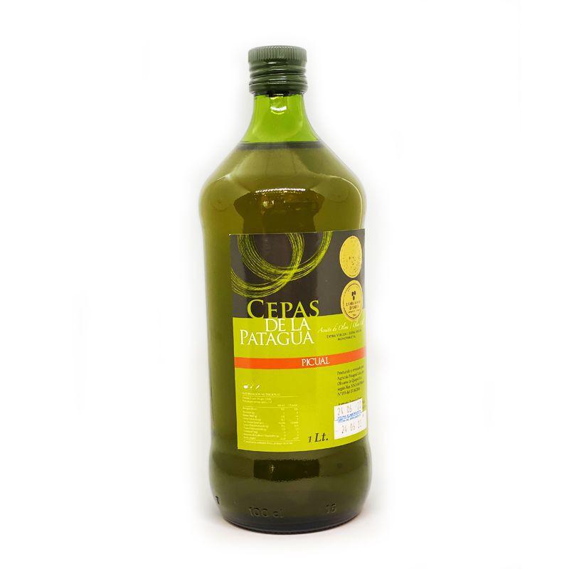 Aceite de oliva extra virgen picual 1 litro