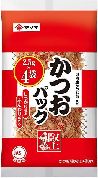 Mini bonito flake pack / かつお節 パック