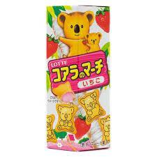 Koala's march strawberry / コアラのマーチ ストロベリ