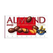 Almond chocolate / アーモンドチョコレート