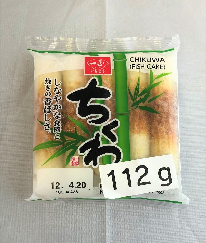 Chikuwa (fish cake) / ちくわ