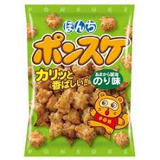 Ponsuke nori taste / ポンスケ のり味