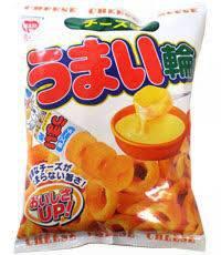 Umai wa cheese / うまい輪 チーズ