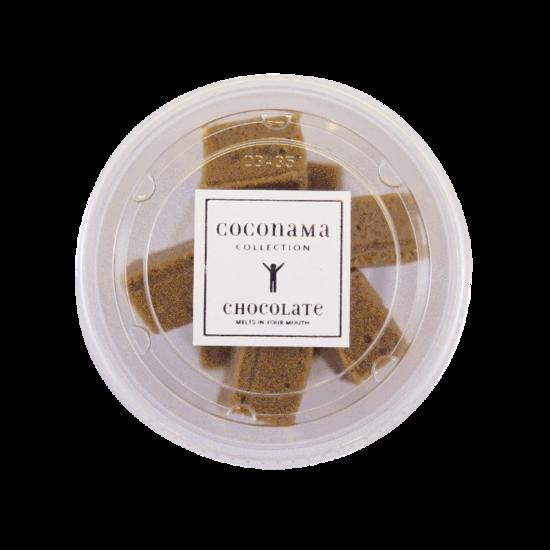 Truffle chocolate _ salted caramelトリュフチョコ 塩キャラメル