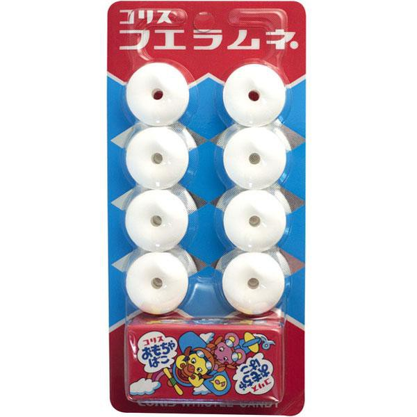 Whistle candy original with toy / フエラムネ