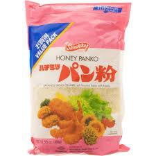 Honey panko / はちみつパン粉