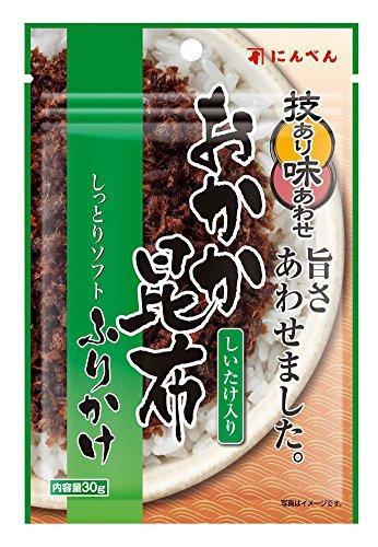 Okaka konbu furikake / にんべんおかか昆布ふりかけ