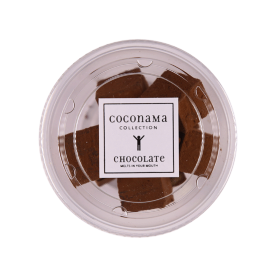Truffle chocolate - yuzu (dairy free)トリュフチョコ ゆず
