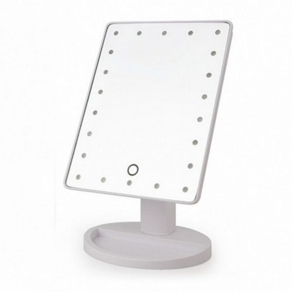 Espejos led para maquillaje USB Caja 40 gr