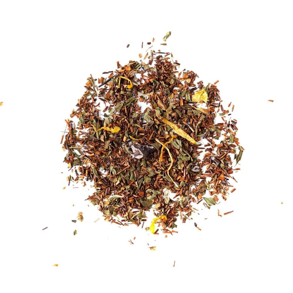 Infusión choco menta Kraft compostable 85g/42 tazas 200ml