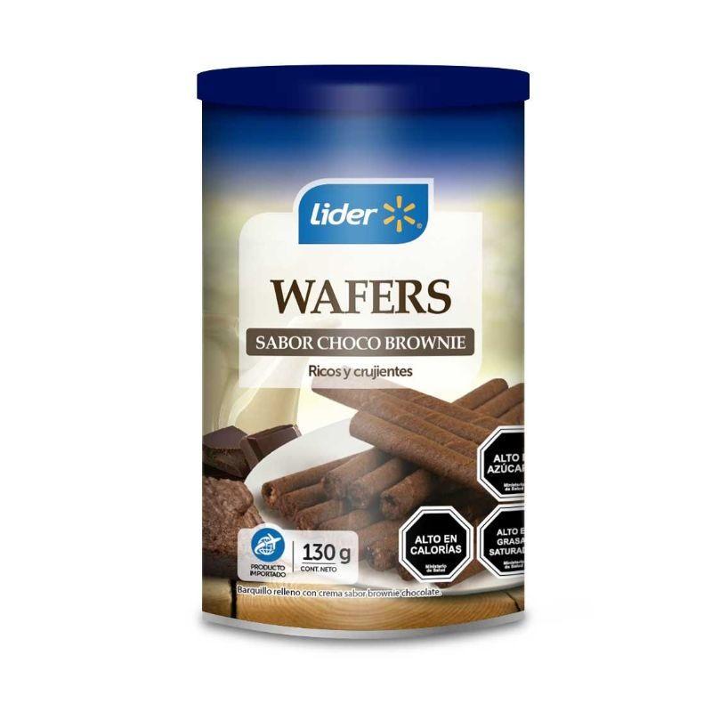 Wafers sabor Choco Brownie