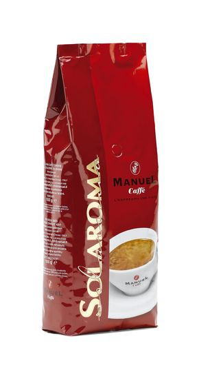 Solaroma café en grano Bolsa de 1 Kg