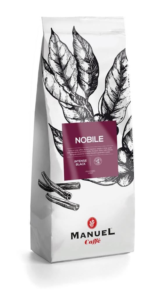 Nobile café en grano Bolsa de 1 Kg