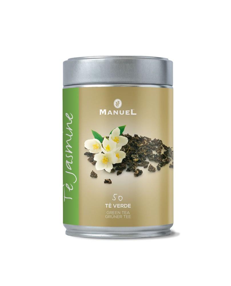 Té jasmine n.50 Lata de 200 g