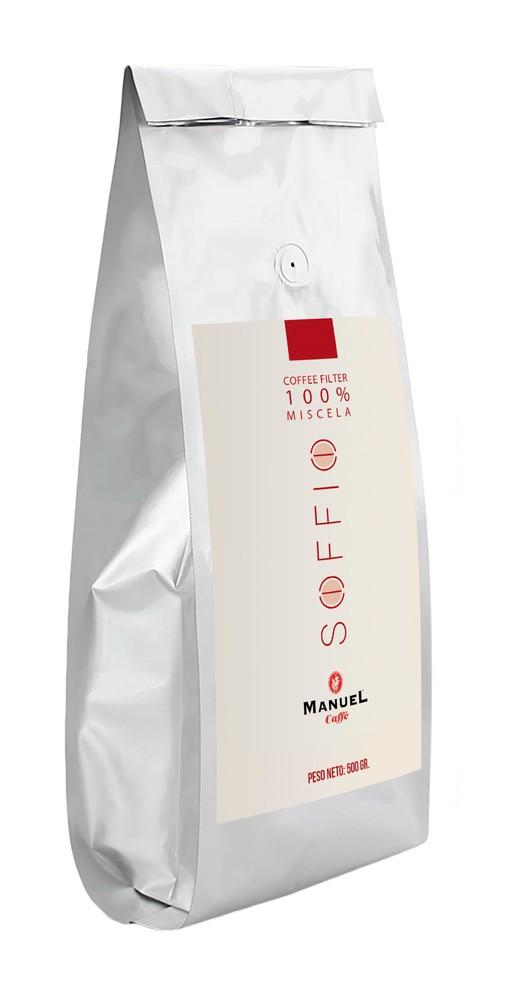Soffio 100 miscela grano molido Bolsa de 500 g