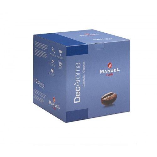 Cápsula decaroma Espresso Due Display de 50 u. capsula 7 gr c/u
