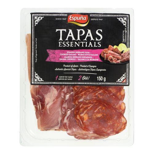 Tapas Essentials spanish serrano ham