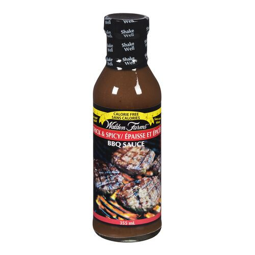Thick & spicy BBQ sauce