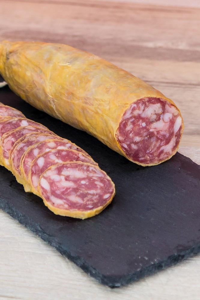 Acorn fed (bellota) iberico salchichon 1LB