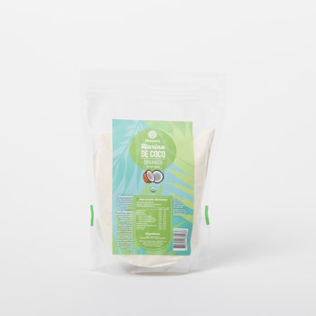 Harina de coco orgánica