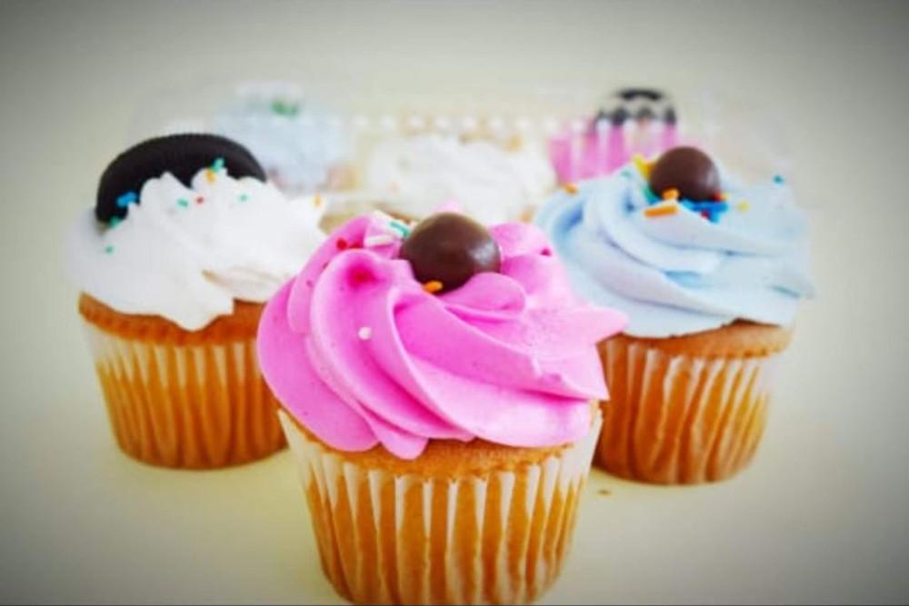 Cupcakes Caja de 6 unidades