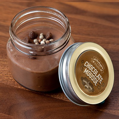 Chocolate Mousse (Ready to Eat) 1 pc