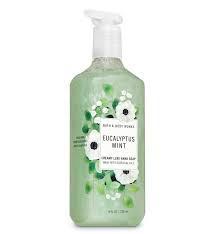 Jabón Cremoso de Lujo Eucalyptus Mint