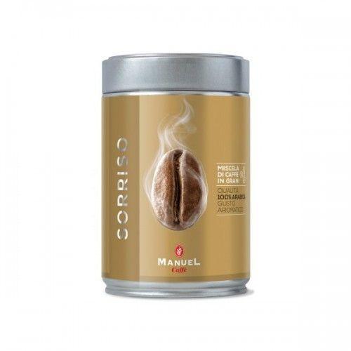 Sorriso café en grano Lata de 250 g