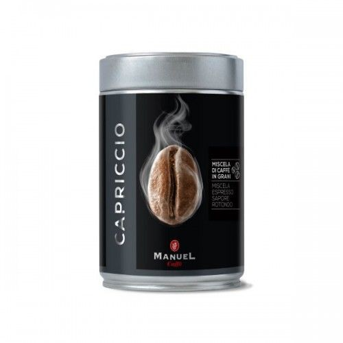 Capriccio café en grano Lata de 250 g
