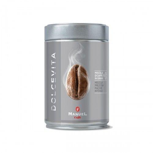 Dolce vita café en grano Lata de 250 g