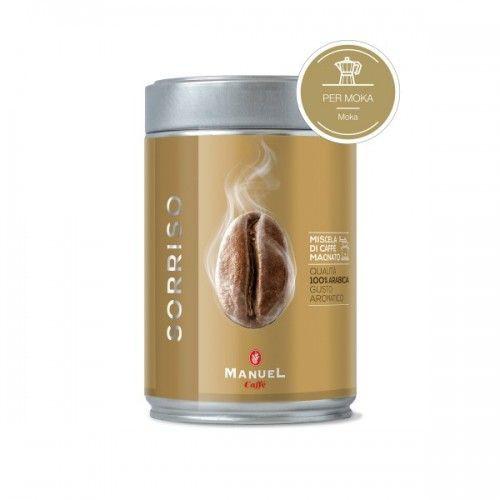 Sorriso café molido Lata de 250 g